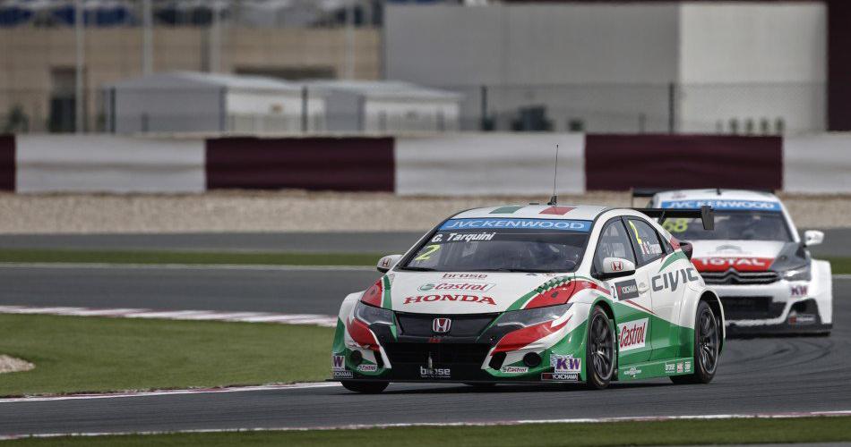 José María López consigue la última pole del año