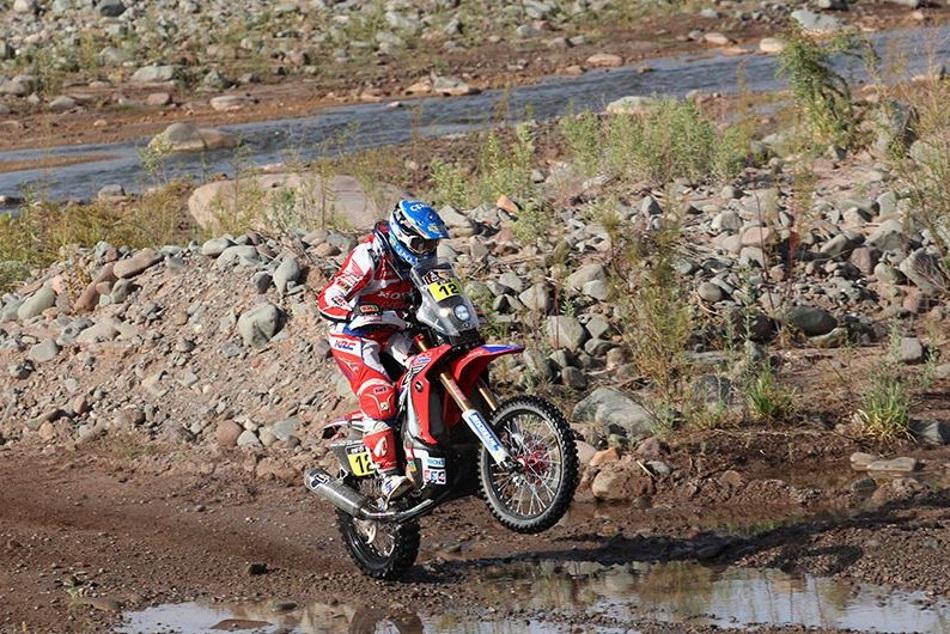 Jeremías Israel se perderá el Dakar 2016