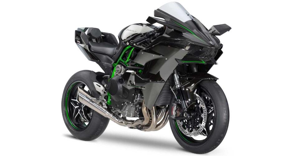 Kawasaki lanzará de nuevo la brutal H2-R edición limitada en 2016