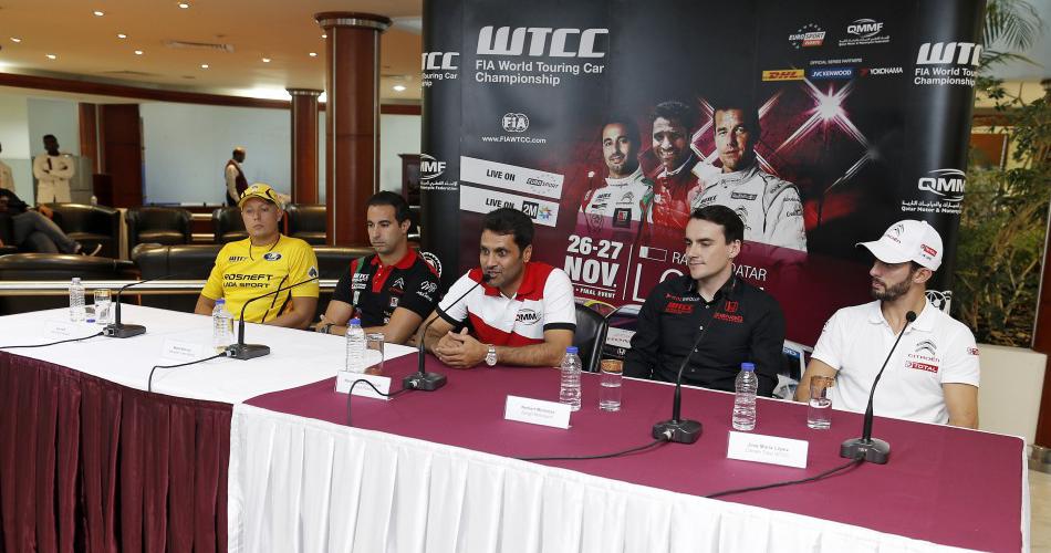 Previa del GP de Losail de WTCC 2015