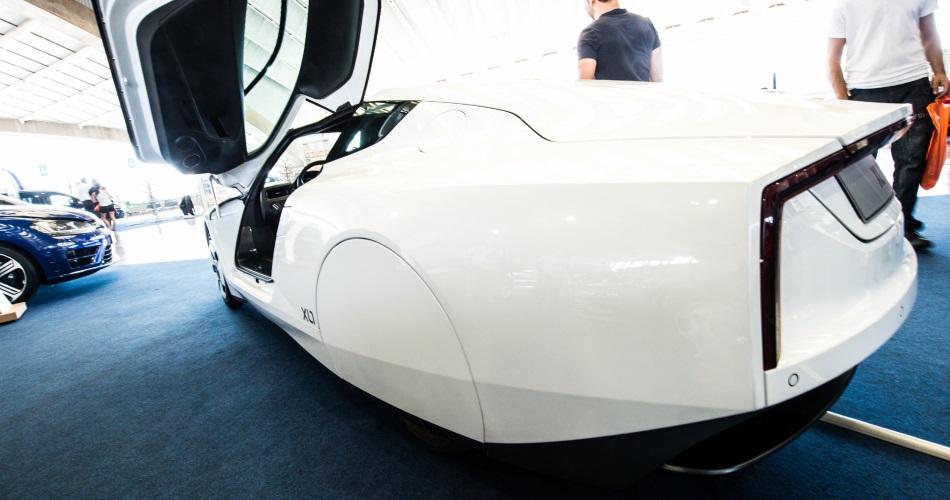 Volkswagen XL1, el utilitario de los 120.000 euros