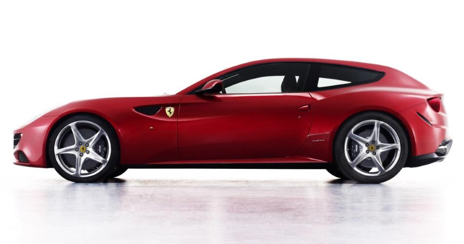 El nuevo Ferrari FF será desvelado en el Salón de Ginebra 2016