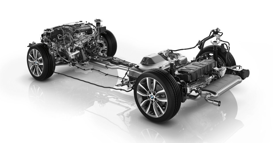 BMW desvela al fin el Serie 2 Active Tourer 225xe plug-in hybrid