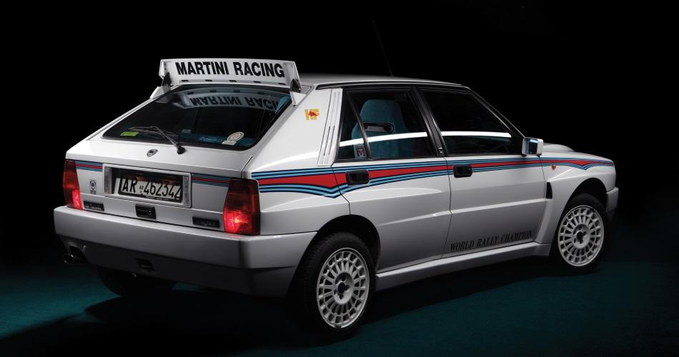 Impecable Lancia Delta Integrale Evolution Martini 6 a subasta