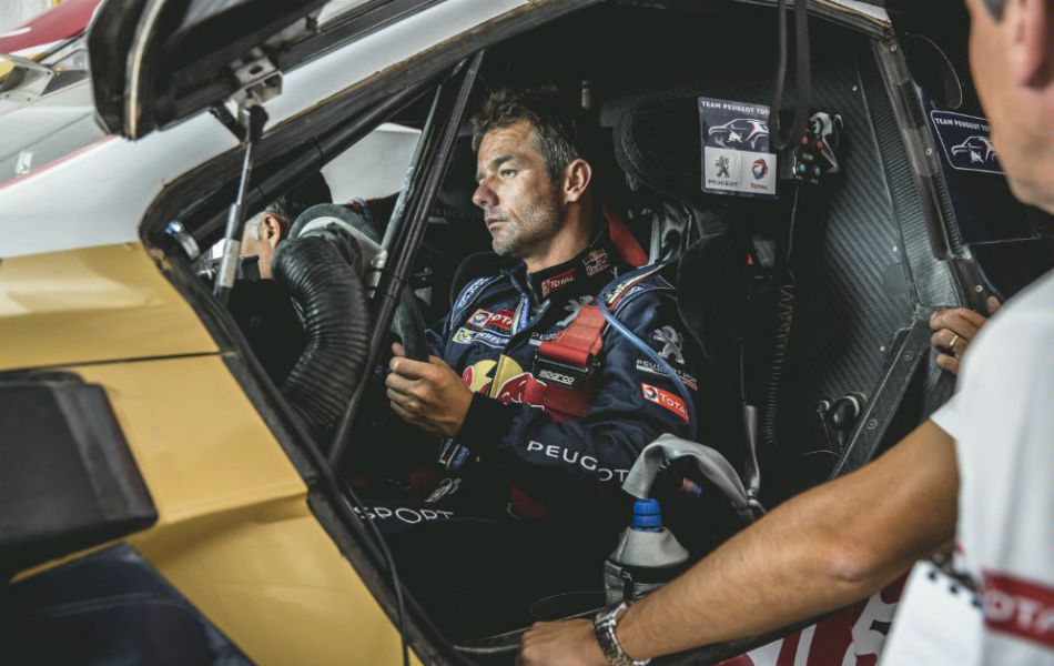 Team Peugeot Total: el 'dream team' contra las circunstancias