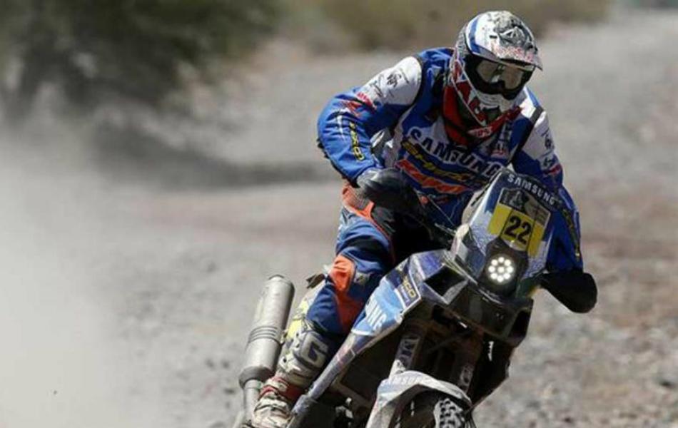 Sherco TSV Rally Factory: potencia física pensando en la segunda semana