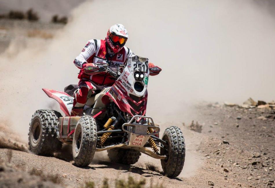 Dakar 2016 | Quads: la vuelta de los Patronelli mide el nivel de Casale y Sonik