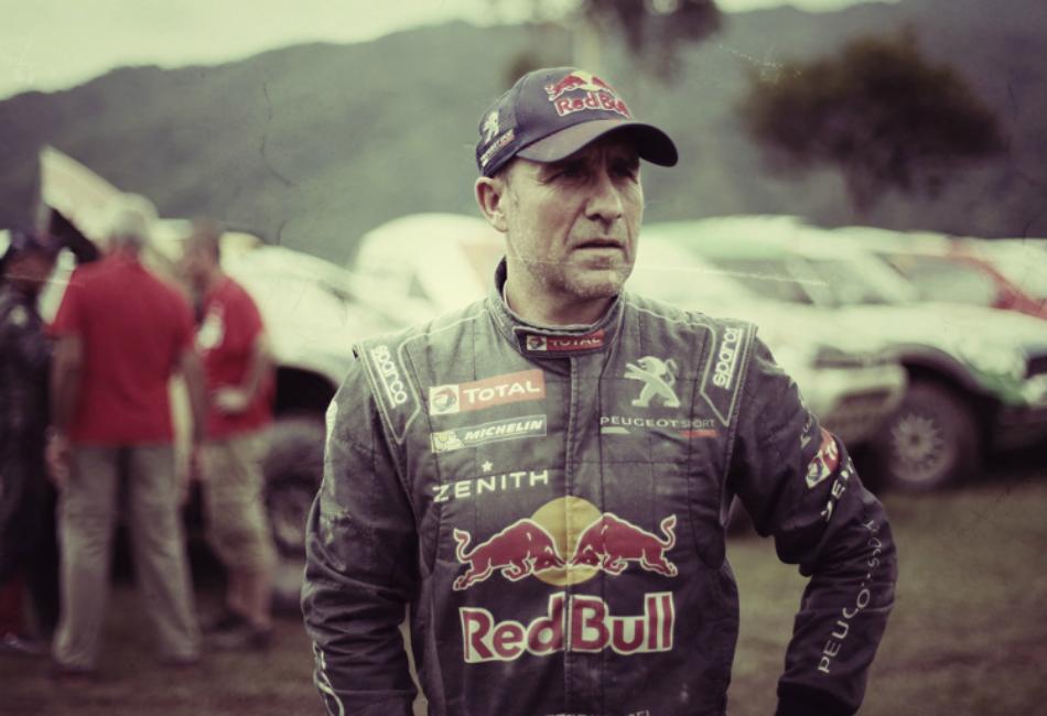 """Nasser Al-Attiyah: """"Es imposible seguir a los Peugeot"""""""
