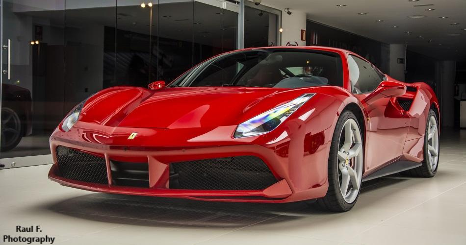 Ferrari detiene las ventas del 488 GTB por peligro de incendio en Estados Unidos