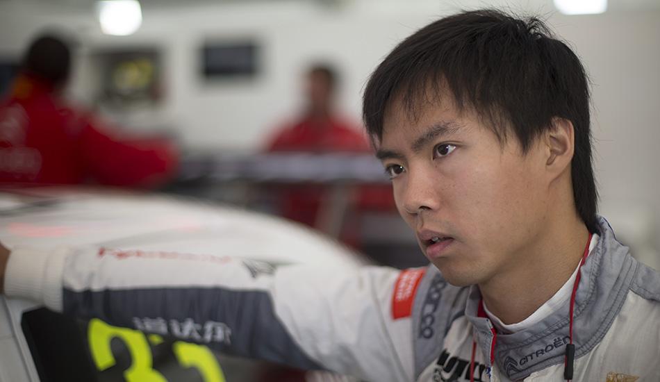 Ma Qing Hua podría ir a la Fórmula E
