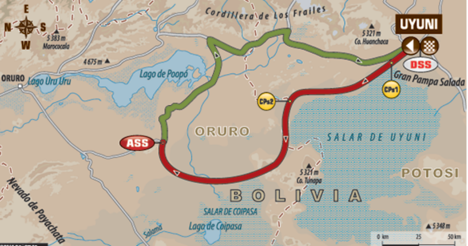 Dakar 2016 | Motos: KTM da la réplica