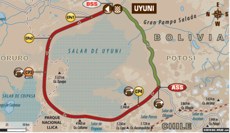 Dakar 2016 | Camiones: siete segundos de gloria