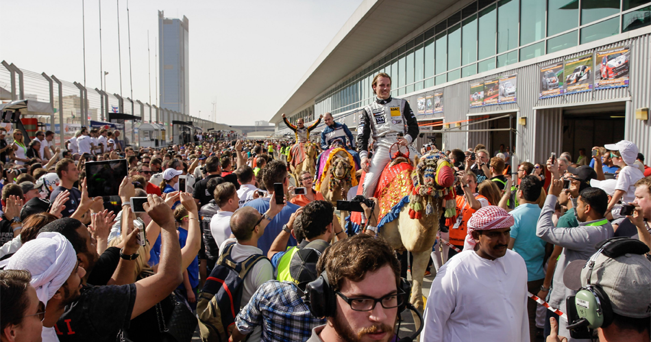 Récord de inscritos para la cita inaugural en Dubai
