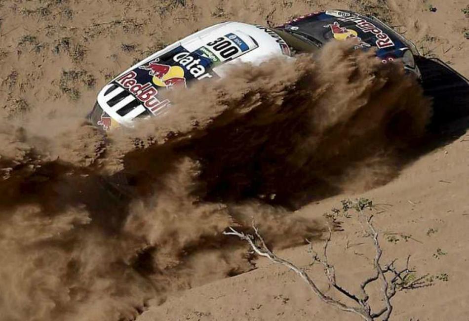 Dakar 2016 | Coches: Monsieur Dakar saca las garras y sentencia el Dakar