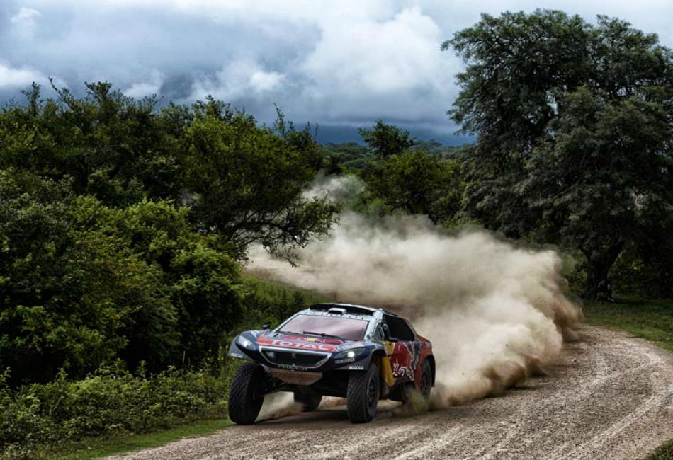Dakar 2016 | Novatos con muchos quilates