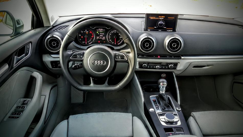 Prueba Audi A3 Sedán 2.0 TDI S Tronic. Mecánica y prestaciones