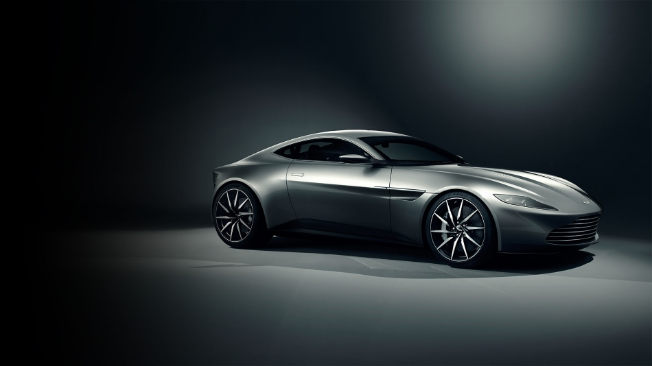 ¿Eres tú, Aston Martin DB11?