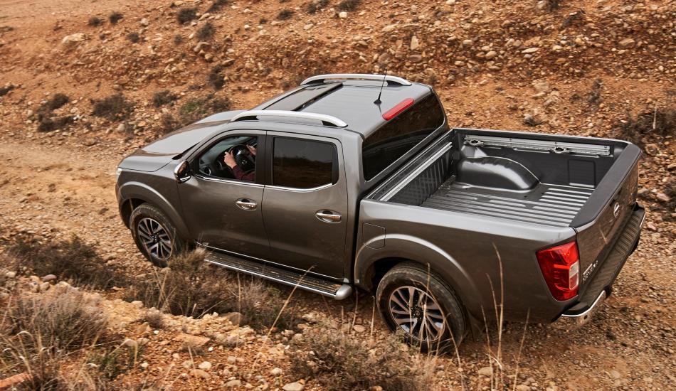 El nuevo Nissan Navara llega a los concesionarios