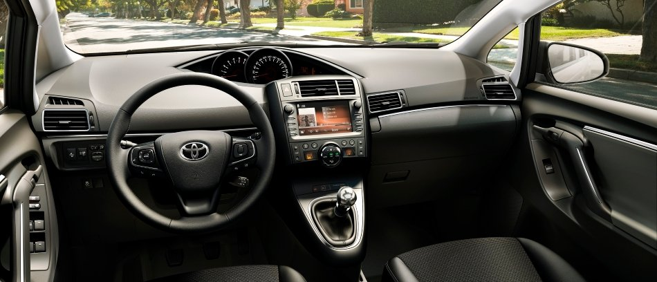 Toyota amplía la gama de motores gasolina del Verso 2016