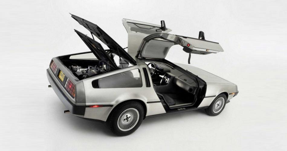 El DeLorean DMC-12 vuelve a la vida en 2017