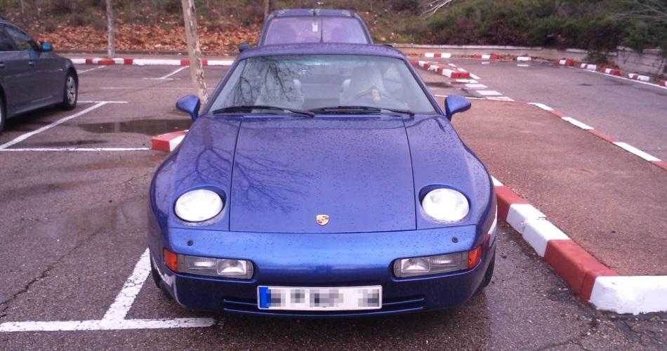 La evolución del Porsche 928 y su gama, último GT de la firma alemana