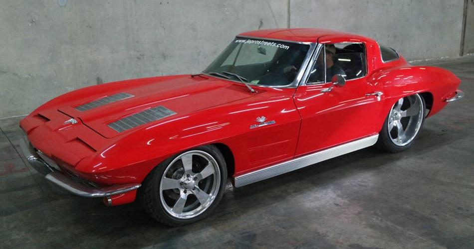 A subasta una enorme colección de Chevrolet Corvette en Oklahoma