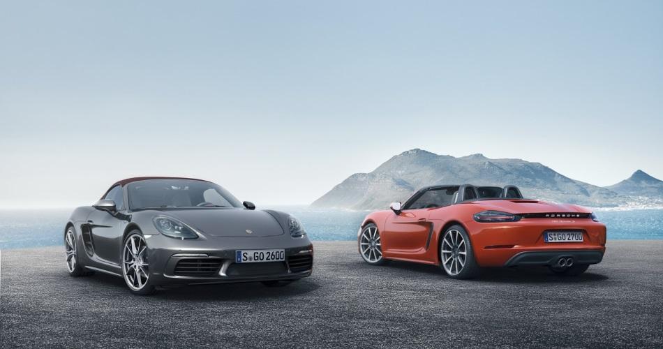 Porsche confirma dos novedades para Ginebra 2016