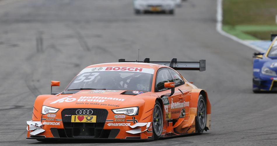 Audi anuncia su alineación de pilotos DTM para 2016