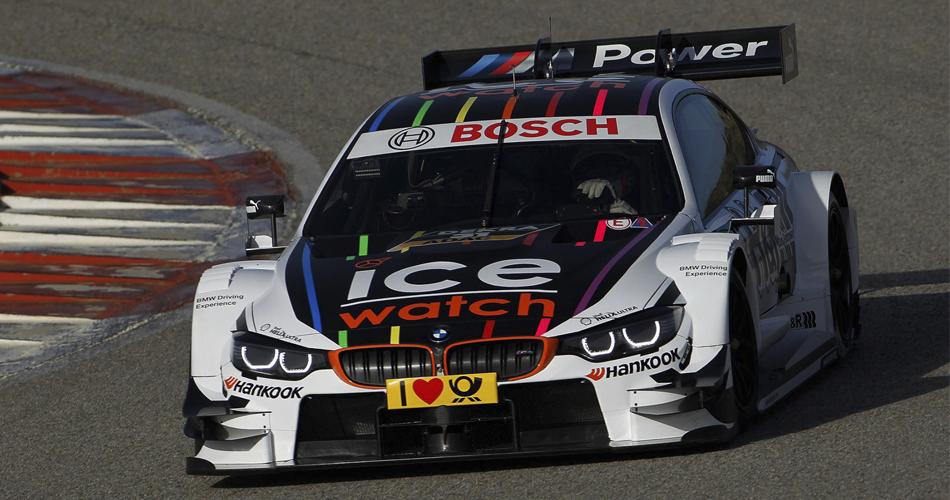 Ekström vuelve a ser el más rápido en el segundo día de test
