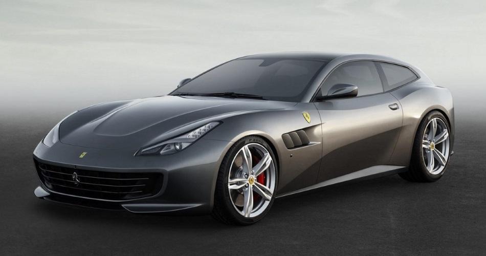 Los Ferrari de 4 plazas: Ferrari FF y GTC4Lusso