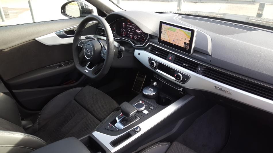 Prueba Audi A4 Avant 3.0 TDI Quattro, diseño y equipamiento