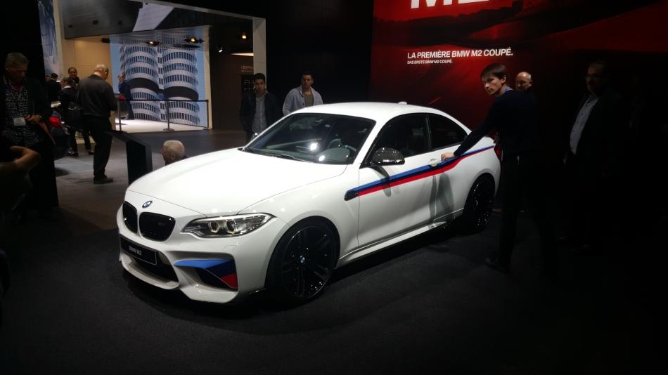 Las mejores imágenes de BMW en el Salón de Ginebra 2016