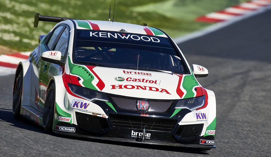 Mehdi Bennani es el más rápido en Vallelunga