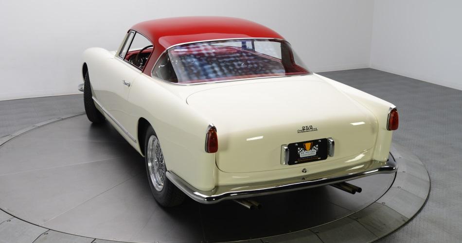 Ejemplar del Ferrari 250 GT Boano en estado de concurso a la venta