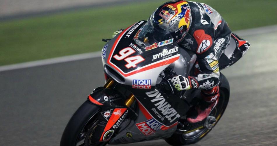 La pole en Moto2 la consiguió Jonas Folger