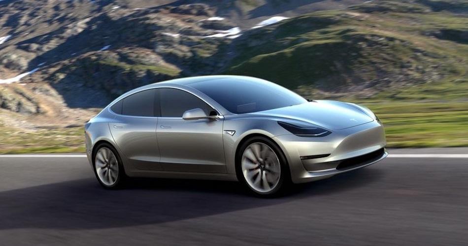 Tesla Motors desvela finalmente el nuevo Model 3