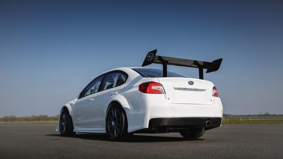 Subaru prepara un WRX STI muy especial para conseguir otro récord en la Isla de Man