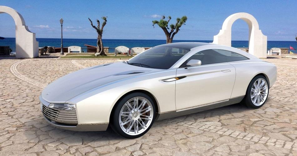 Cardi presenta el Concept 442, nuevo Gran Turismo con base Aston Martin DB9