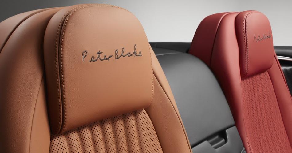 Bentley subasatará un Continental GT V8 S Cabrio decorado por Peter Blake