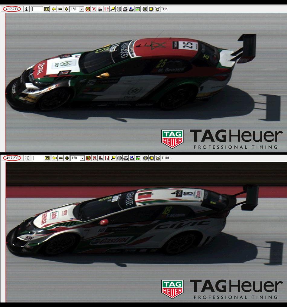 Honda y Citroën consiguen un sensacional empate en el MAC3