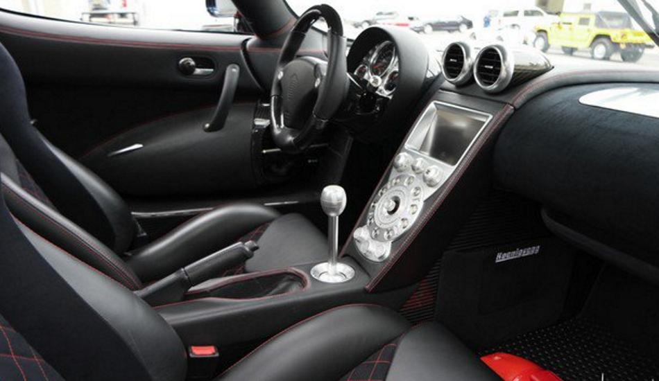 A la venta un Koenigsegg CCX por 1.3 millones de euros