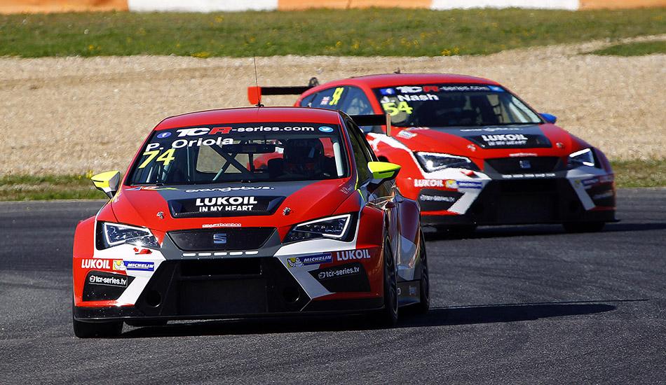 Directo: Carrera 2 de las TCR Series en Estoril