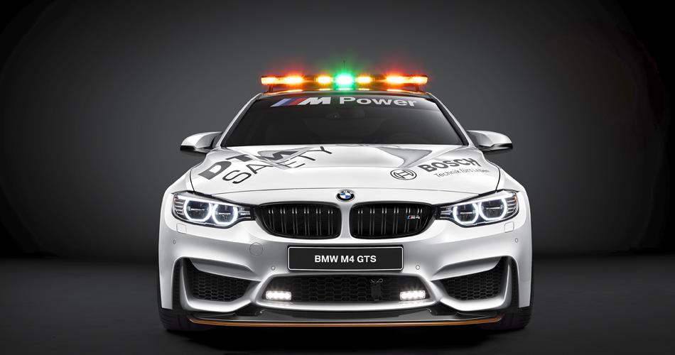 BMW presenta el Safety Car para la temporada 2016 del DTM