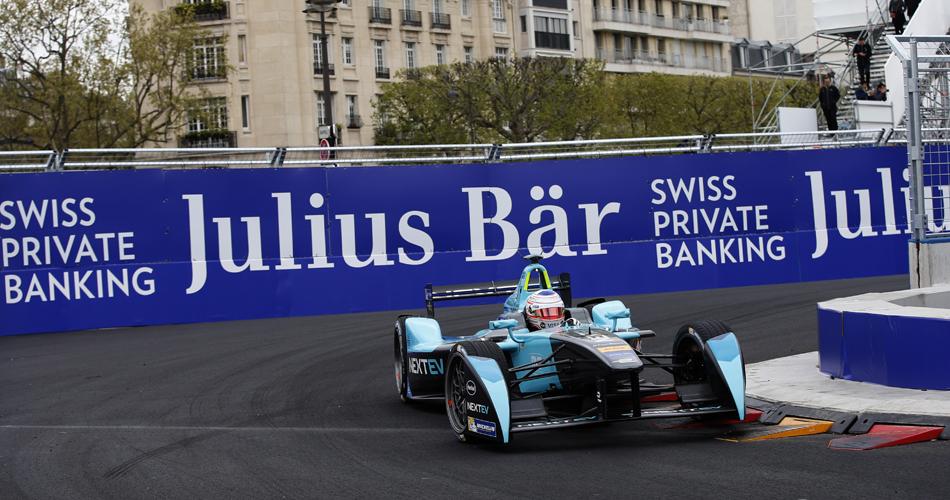 Oliver Turvey participará en el Berlín ePrix