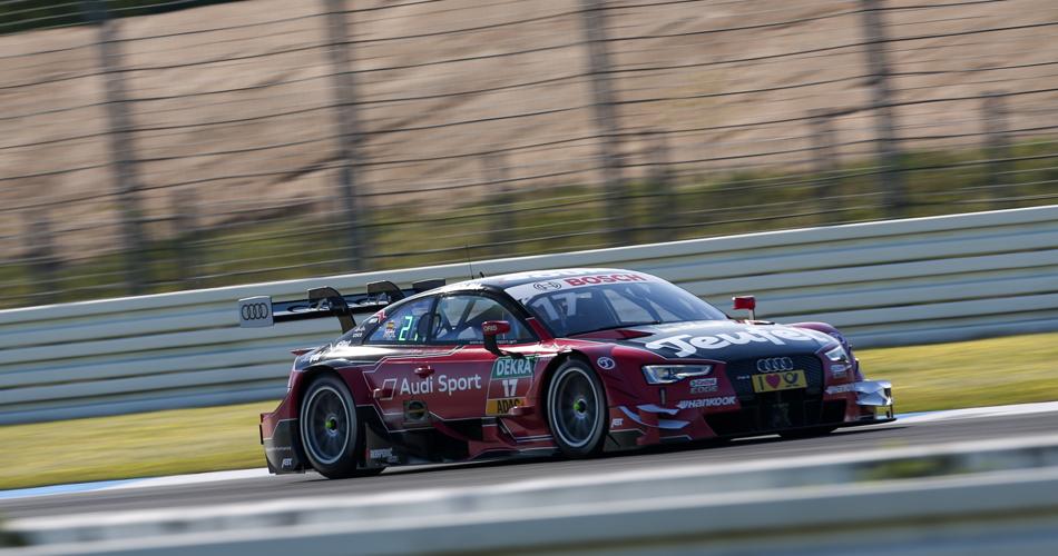 Edoardo Mortara vence en la primera carrera del año en Hockenheim