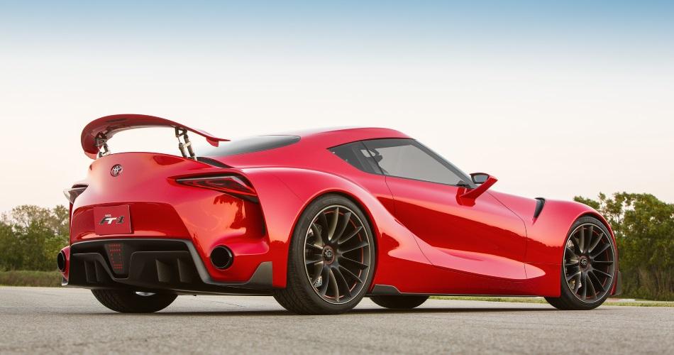 Toyota Supra Concept 2017 >> El nuevo Toyota Supra podría ser fabricado junto al BMW Z5 ...