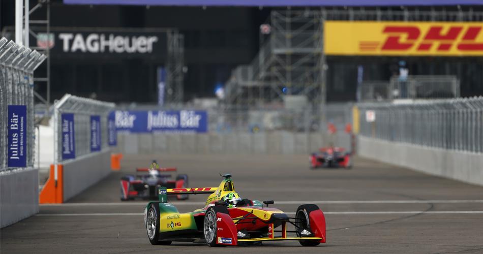 Previo: La Fórmula E aterriza en el corazón de Alemania
