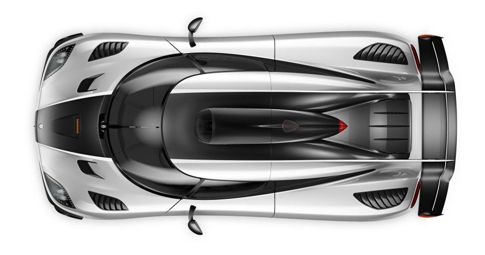 El Koenigsegg One:1 a por el récord en Nürburgring en vídeo