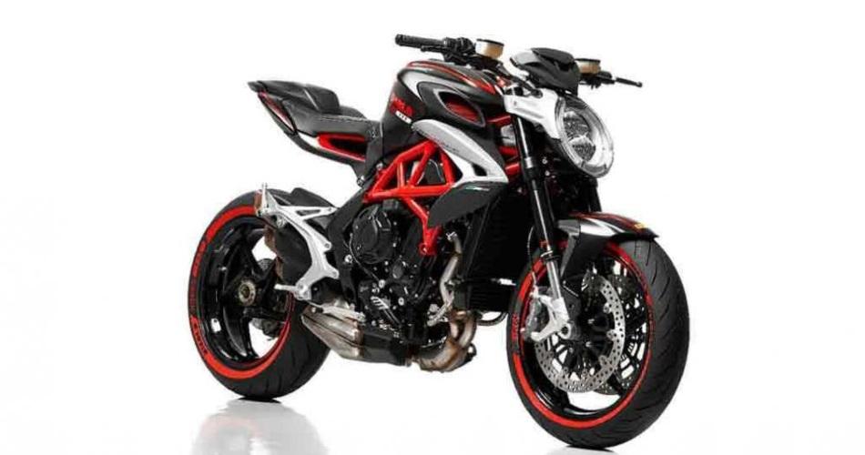 Pirelli y MV Agusta presentan juntos la salvaje Diablo Brutale