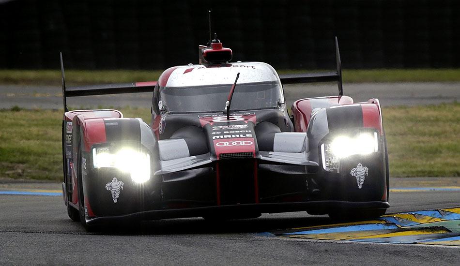 Porsche consigue la pole para las 24 Horas de Le Mans